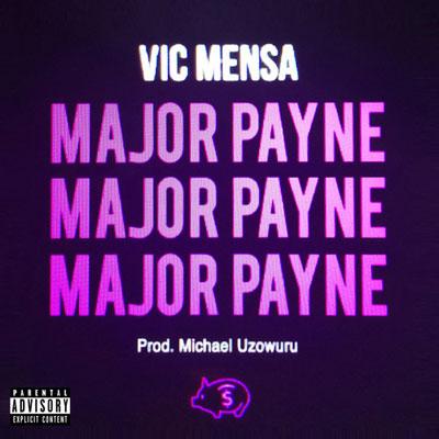 Major Payne Cover