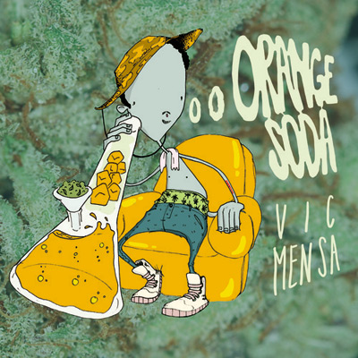 Orange Soda Cover