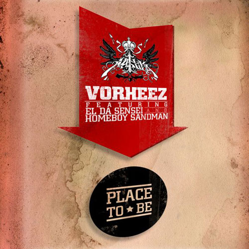 vorheez-place-to-be
