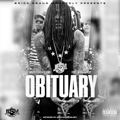 Obituary Cover