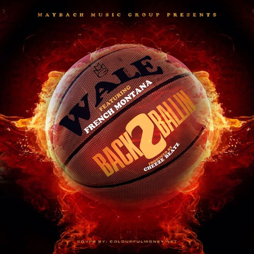 Back 2 Ballin Cover