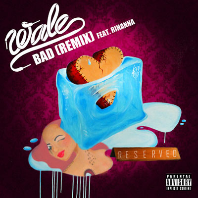 Bad (Remix) Cover