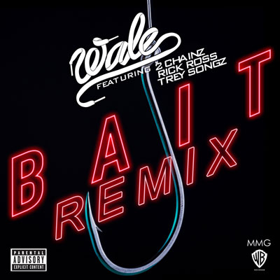 Bait (Remix) Cover