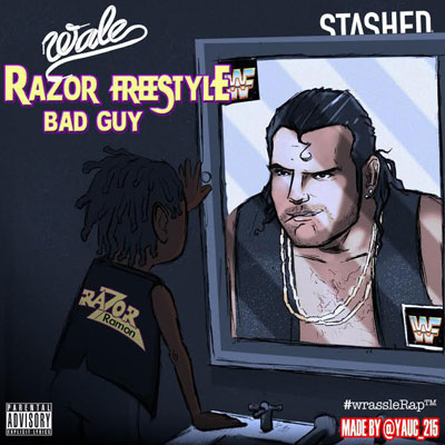 Razor Freestyle (Bad Guy) Cover
