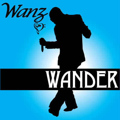 Wander Cover