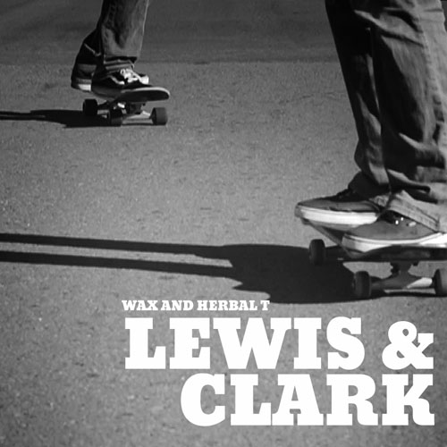 Lewis & Clark Cover