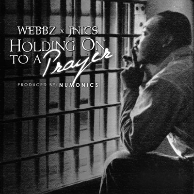 Holding On To A Prayer Cover