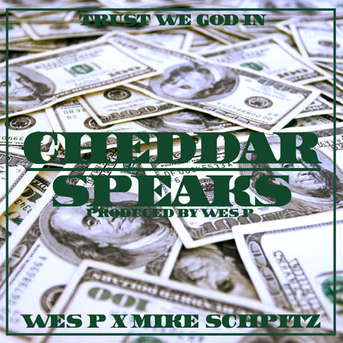 Cheddar Speaks Cover