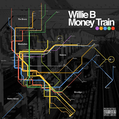 Money Train Cover