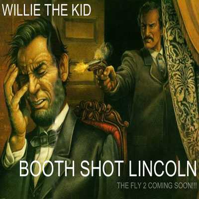 Booth Shot Lincoln Cover