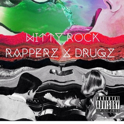 Rappers N' Drugz Cover