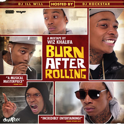B.A.R. (Burn After Rolling) Cover