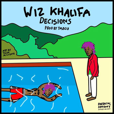 Wiz Khalifa - Decisions Artwork