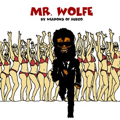 Mr. Wolfe Cover