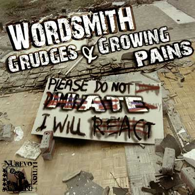 Grudges & Growing Pains Cover