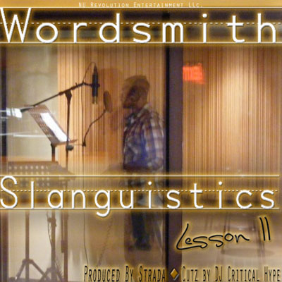Slanguistics Lesson 2 Cover