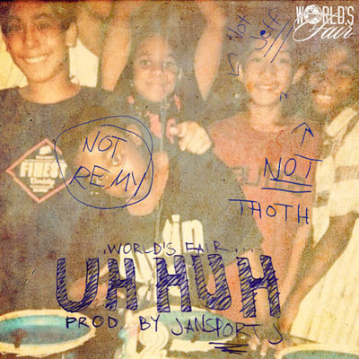 Uh Huh Cover