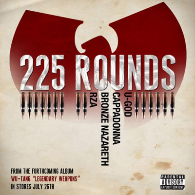 225 Rounds Cover