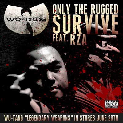 Only The Rugged Survive Cover