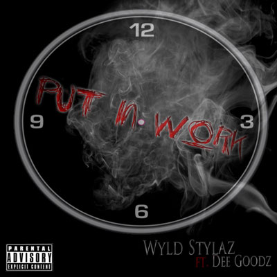 Put In Work Cover