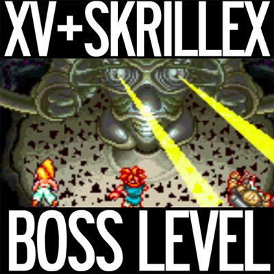 Boss Level Cover