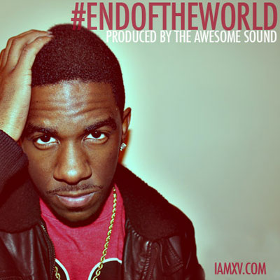 #EndOfTheWorld Cover