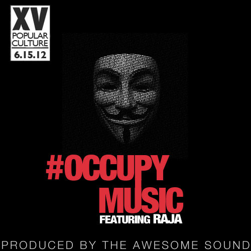 OccupyMusic Cover