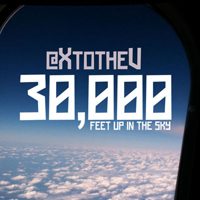 30,000 (Feet Up In The Sky) Cover