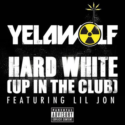 Hard White (Up in the Club) Cover