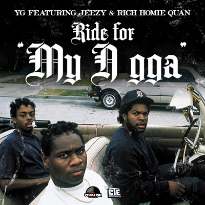 Ride For [My N*gga] Cover