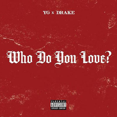 Who Do You Love? Cover