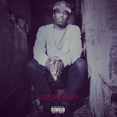 Love Me Again Cover