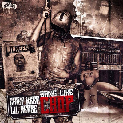 Bang Like Chop Cover