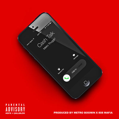 Cash Talk Cover