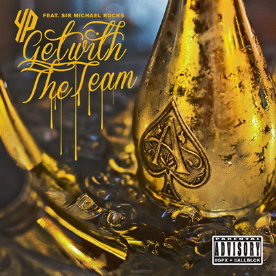 Get With The Team Cover
