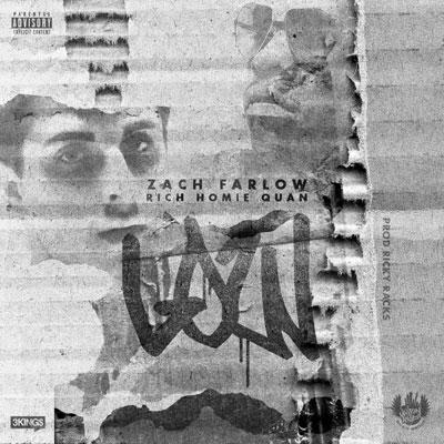 Zach Farlow ft. Rich Homie Quan - Low Artwork