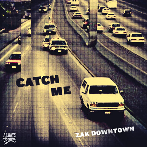 Catch Me Cover
