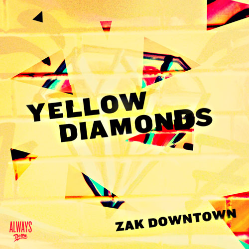 Yellow Diamonds Cover