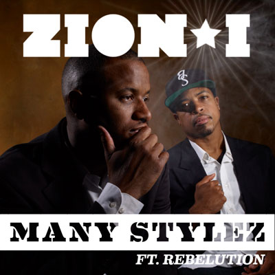 Many Stylez Promo Photo