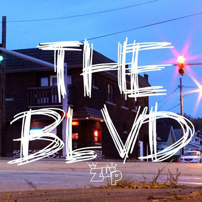 The Blvd Cover